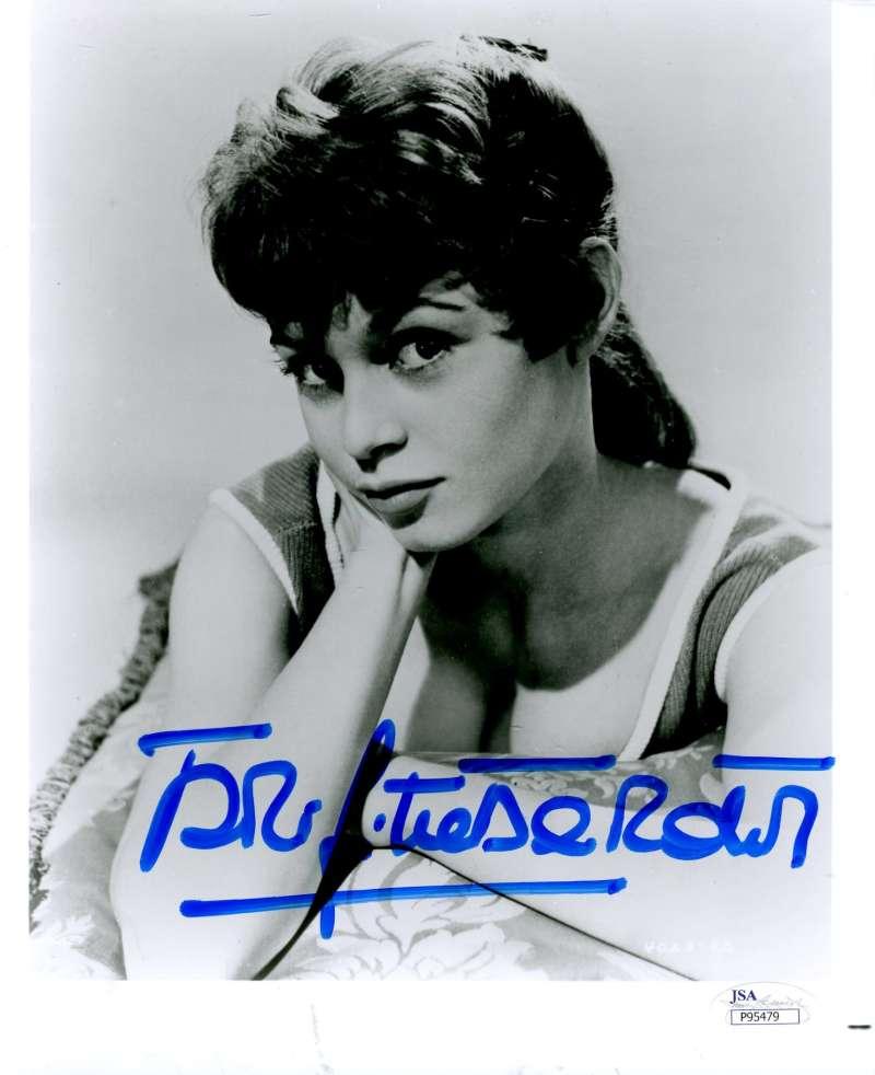Brigitte Bardot Jsa Coa Hand Signed 8x10 Photo Authenticated Autograph