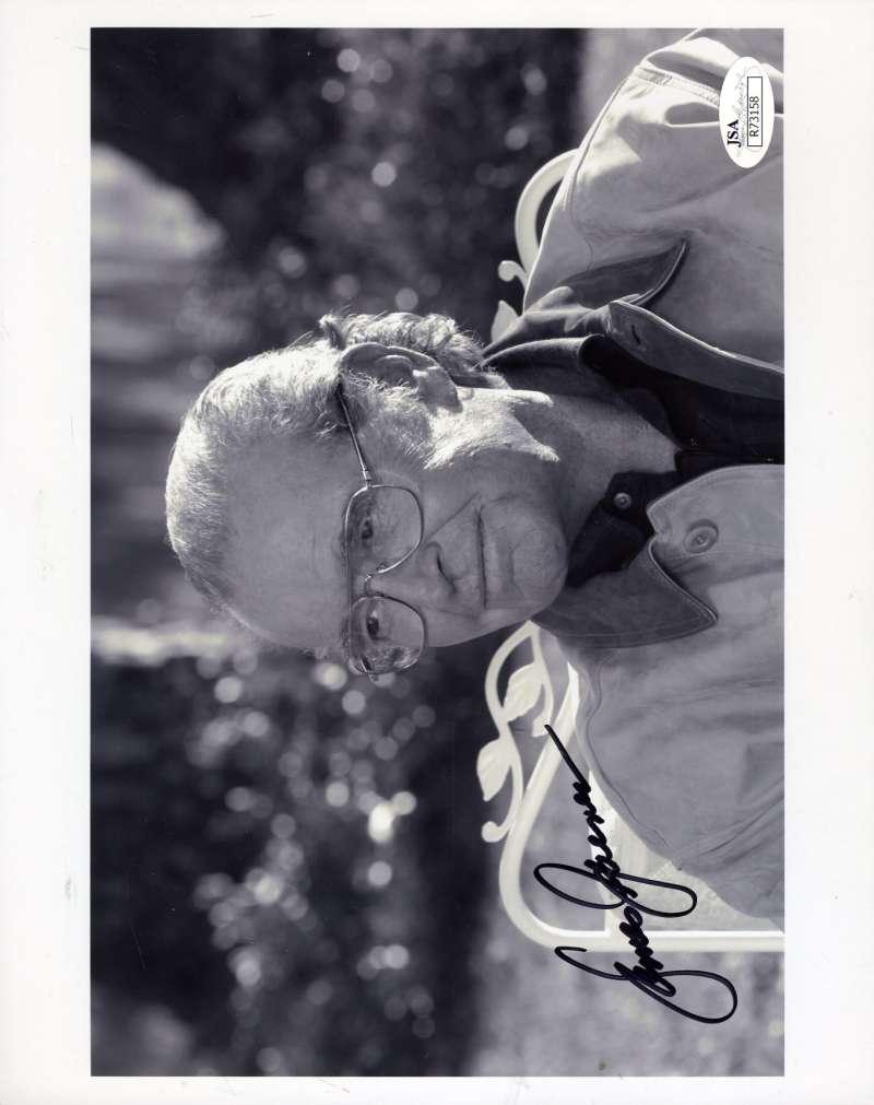 James Garner Jsa Hand Signed 8x10 Photo Authenticated Autograph