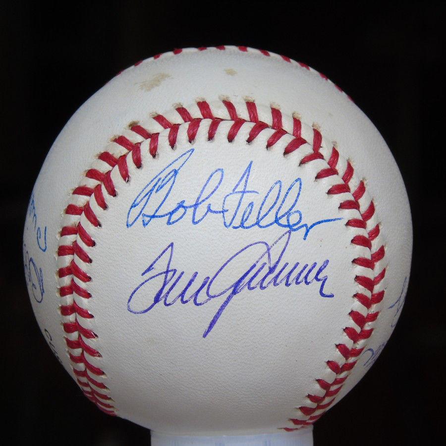 3000 Strikeouts X6 Jsa Autograph National League Baseball Signed Authentic