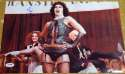 Tim Curry Rocky Horror Psa/dna Coa Hand Signed 15x10 Photo Authenticated Autograph