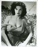 Jane Russell Jsa Certified Autograph 8x10 Hand Signed Photo Authenticated