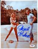 Ursula Andress Psa Dna Coa Hand Signed Authentic 8x10 Photo Autograph