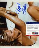 Ursula Andress Psa Dna Coa Hand Signed 8x10 Photo Autograph