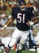Dick Butkus JSA Coa Autograph Hand Signed 8x10 Photo