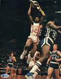 Julius Erving BAS Beckett Coa Hand Signed 8x10 Photo Autograph